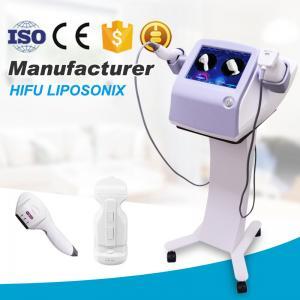 Buy cheap Hifu Liposonix Wrinkle Removal Ultrashape Slimming Machine Skin Tightening from wholesalers