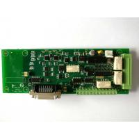 2 layer FR4 Circuit Board Assembly with several connectors Green solder mask Manufactures