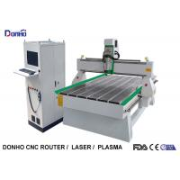China 3.0 KW Air Cooling Spindle CNC 3D Router Machine With NC Studio Online Control System on sale
