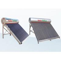 China Convenient Solar Powered Hot Water Heater Vacuum Absorber Tubes For Commercial Use on sale