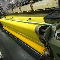 34N High Tension PP Polyester Silk Screen Printing Mesh For PCB Printing Manufactures