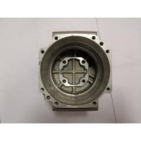 Car Aluminum Die Casting Auto Parts Powder Spraying Industrial Applied Manufactures