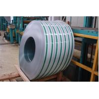 HL Finish 430 Color Coated Steel Coil / Galvanised Steel Coil For Decoration Manufactures