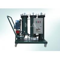 Hydraulic Lubricant Oil Portable Oil Purifier Machine Solid Liquid Separation Manufactures