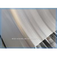 ASTM A240 Cold Rolled Stainless Steel Sheet  / 0.3 - 6mm 304 SS Plate Manufactures