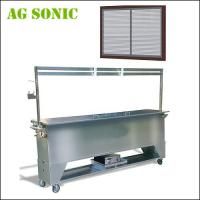 China Large Ultrasonic Blind Cleaning Machine , Ultrasound Washing Machine For The Blind on sale