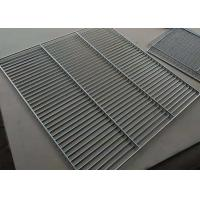 304 Stainless Steel Grilling Barbecue Wire Mesh Tray For Roasting Manufactures
