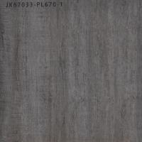 Inkjet Rusitc Porcelain Tile 600x600mm/300x600mm Gray Wooden Design
