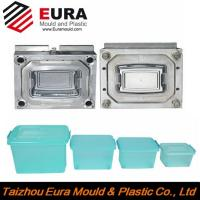 plastic storage box mould /box mould /crate mould with different sizes Manufactures