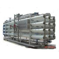 China 1M3 / H 380V RO Water Purifier Plant Devices , Water Purifier Industrial Machine on sale