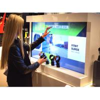 Buy cheap Customized Interactive Retail Store Displays Exhibit Management System from wholesalers
