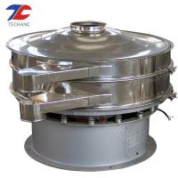 Fine Powder Rotary Vibrating Screen Mirror Polish Surface Vibratory Sifter Sieve Machine for sale