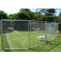 Safety Temporary Fence Panels Easily Assembled Galvanized For Durability Manufactures