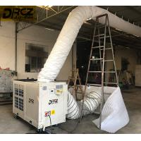 Big Cooling Capacity Floor Standing Air Conditioner For Exhibitions Event Tent Manufactures