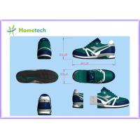 Sneaker Customized USB Flash Drive File Transfer , Personalized Flash Drives outdoor sport shoes Manufactures