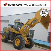 Wolwa DLZ 959  Wheel Loader front loader from china manufacture Manufactures