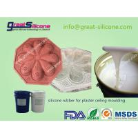 Condensation cure  liquid RTV-2 silicone rubber for decorative plaster moulding Manufactures