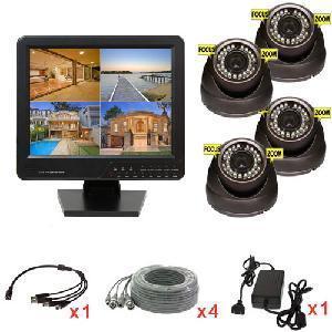 CCTV Camera Kit (ELP-T1504C-520VD) Manufactures