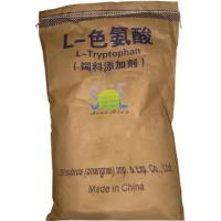 L Tryptophan Amino Acid Powder Feed Additives For Poultry SAA-TRYL985 Manufactures
