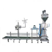 Bag pouch packing Salt powder filling machine semi automatic Manufactures