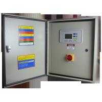 Two Pumps Three Phase Programmable Logic Controller With LCD Display Manufactures