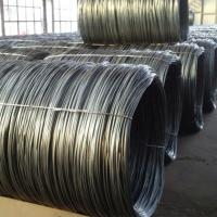 SWRH82B SWRH70B Hot Rolled Steel Wire Rod For Construction Material Manufactures