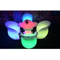 Cleanable Replica Acapulco LED Dining Chair Furniture Bar Garden USE Manufactures