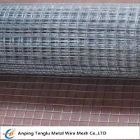 Hot Dipped Galvanized Welded Mesh Square Opening1/4~12Inch for Breeding or Mine Sieving Manufactures