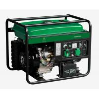 Portable Air Cooled Generators , 5.8kw 50Hz Three Phase 4-Stroke Manufactures