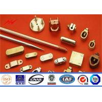 High Precision Pure Copper Weld Steel Ground Rod Well Agglutination Manufactures