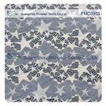 Lace Fabirc Cotton Nylon Fabirc (FNC)   Stars width 1.5m for dress Manufactures