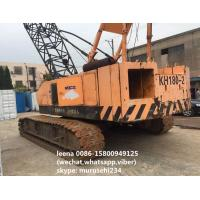 KH180-3 Hitachi Used Cranes 50 Ton Made In Japan With 3 Months Warranty for sale