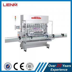 China 100ml, 1000ml Fully Automatic Shampoo Piston Filling Machine/filler/filling line/packing machine on sale