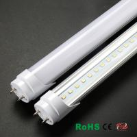 SMD 4ft T8 LED Tube Light Fixtures Epistar 2835 18W 1200mm For Supermarkets Manufactures