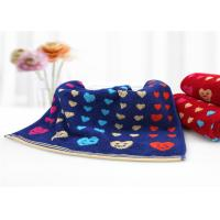Funky Large Baby Dry Towel , Monogrammed Baby Covering Towel Plant Printing Manufactures