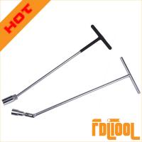 China Long T-Type Spark Plug Wrench on sale