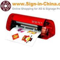China A4 Mini Vinyl Cutter and Plotter with Contour Cut Function on sale