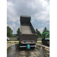 336HP Heavy Duty Dump Truck / Howo Tipper Truck With T Type Lifting Cylinder Manufactures