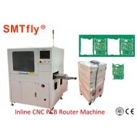 0.8mm Router Circuit Board PCB Separator Machine De - Panel Solutions SMTfly-F05 Manufactures