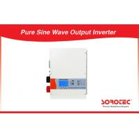 China Remote Control Pure Sine Wave Power Inverter , 1500 Watt / 3000 Watt / 5000 Watt Inverter on sale