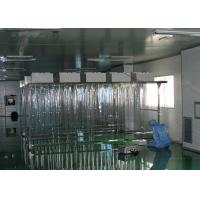 Class 1000 Movable Softwall Cleanroom Booth For Food Beverage Industry Manufactures