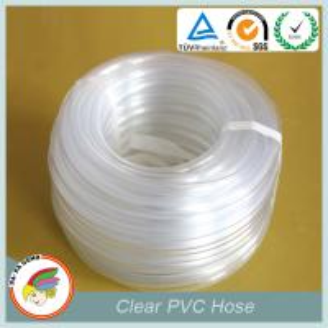 China PVC transparent tubing on sale