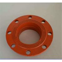 CUSTOM DUCTILE IRON CASTING INDUSTRIAL PIPEWORK ORIFICE FLANGE Manufactures