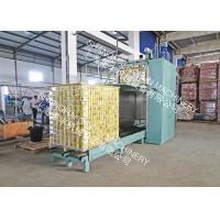 China High Efficiency Beverage Blending And Packaging Line Advanced  Technology on sale