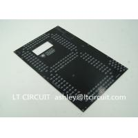 FR4 Double Sided PCB Black Solder Mask OSP Surface Plating Bulk Manufactures