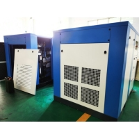 China VSD Inverter Control IP55 Screw Air Compressor on sale