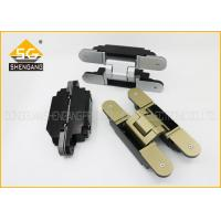 European Invisible Heavy Duty Door Hinges 180 Degree 200*32*32*42mm Manufactures