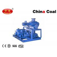 Pumping Equipment  JZJS Roots Water-ring Vacuum Pump Unit with high quality and low price Roots water ring vacuum unit