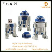 Quality star wars R2D2 usb pen drives accept paypal usb flash drive for sale
