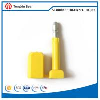 Tengxin TX-BS 302 disposable tamper evident security container 8mm bolt seals Manufactures